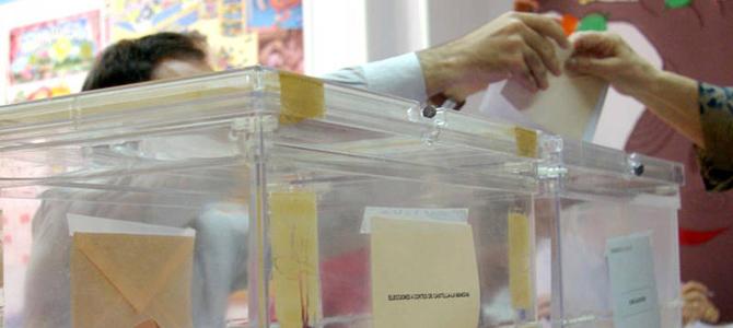 Arahal facilita votar a las personas con movilidad reducida