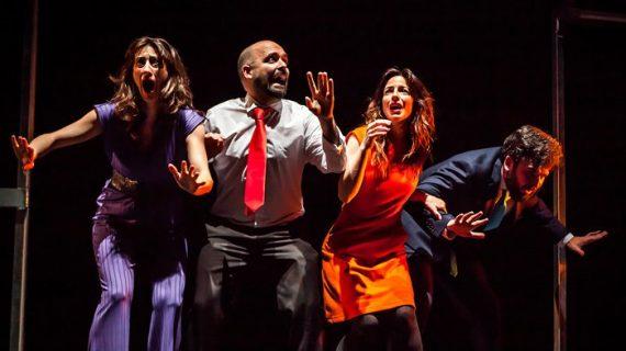 La comedia 'El ascensor' estará en la Sala Cero del 21 al 23 de junio