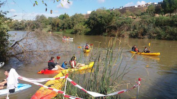 Alcalá de Guadaíra celebra su III 'Día del  Deporte en la Naturaleza'