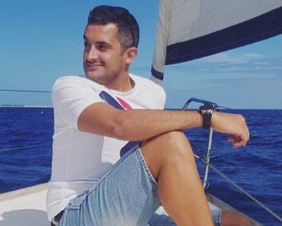 El sevillano Andrés Tolón Rodríguez narra su experiencia en el paradisíaco Cabo Verde, donde es subdirector de un hotel de lujo