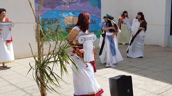El Vadus Latus, el instituto de Badolatosa que vuelve a Roma cada año