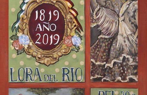 Lora del Río inaugura una Feria que cumple 200 años