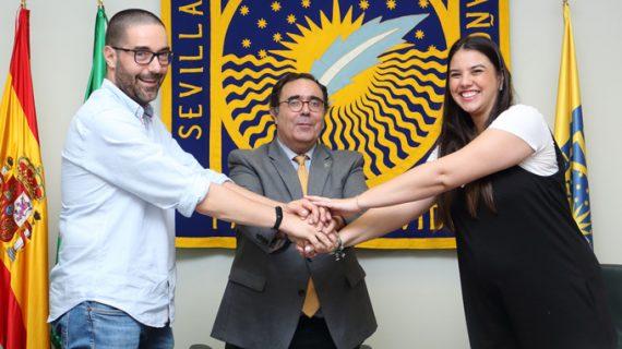 La UPO y una aceleradora de empresas se unen para fomentar el emprendimiento tecnológico universitario