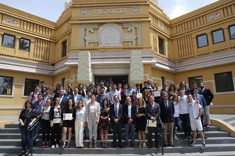 La US entrega los premios del XIV Concurso de Ideas de Negocio