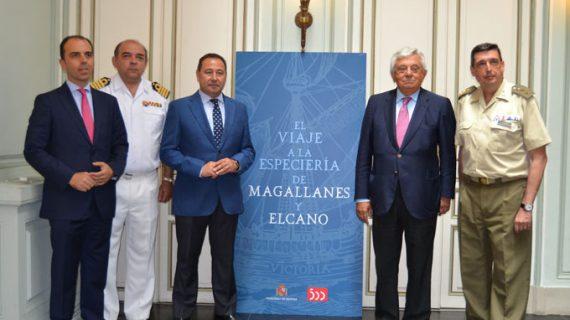 La Cámara de Comercio acoge la muestra 'El viaje a la Especiería de Magallanes y Elcano'