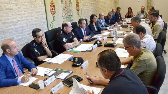 Más de 370 efectivos lucharán este verano contra el fuego en la provincia de Sevilla