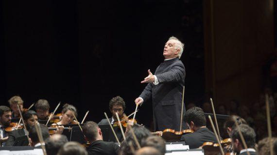 Daniel Barenboim dirigirá la Orquesta West-Eastern Divan en Sevilla