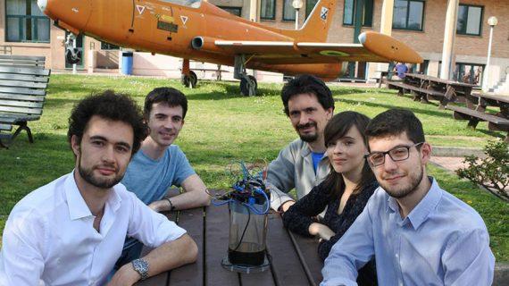 Dos estudiantes de la US participarán en un proyecto de Ingeniería de las Naciones Unidas