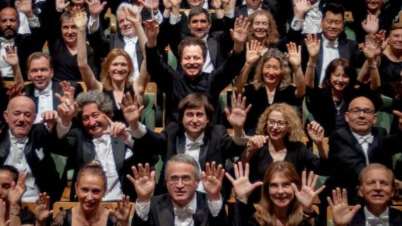 La ROSS desarrolla su ciclo de conciertos para escolares en el Cartuja Center