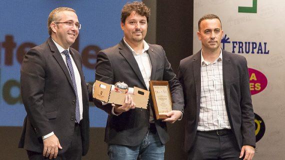 El periodismo palaciego, premiado en la gala del Tomate de Plata 2019