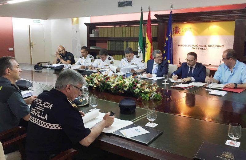 Más de 3.800 efectivos velarán por la seguridad de los votantes el domingo electoral