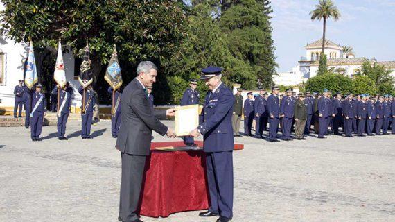 Acreditación medioambiental para el Acuartelamiento Aéreo de Tablada y la Maestranza Aérea de Sevilla
