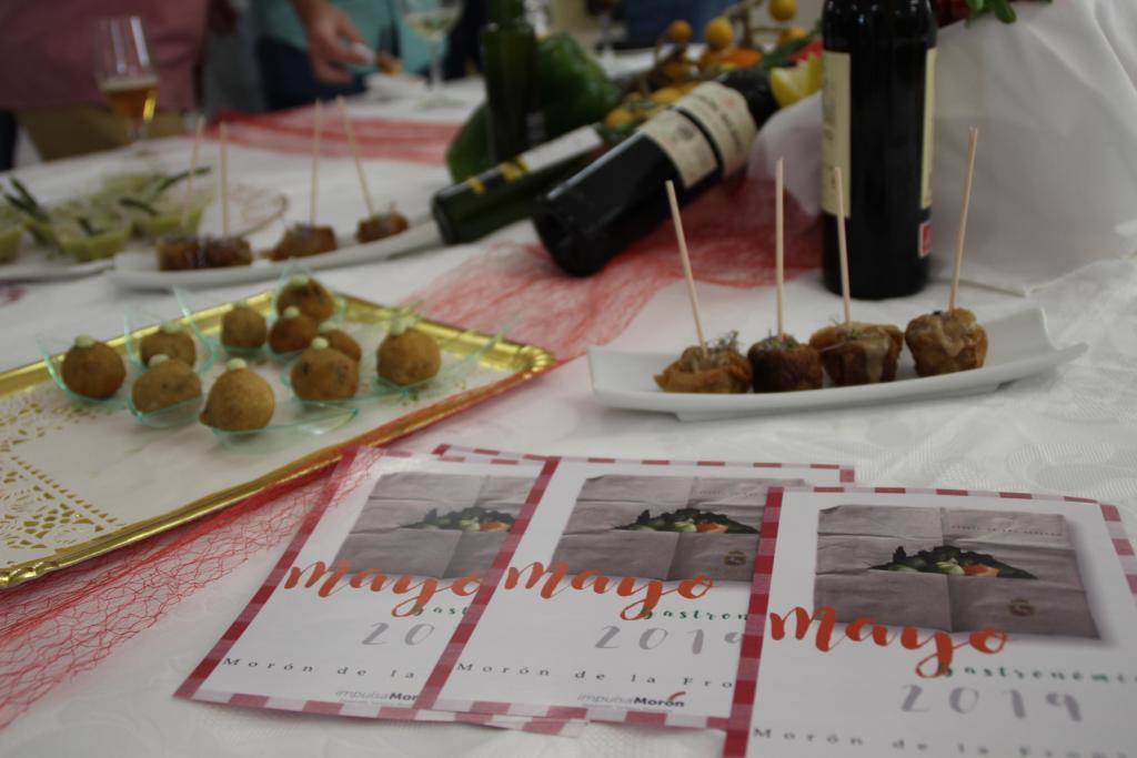'Mayo Gastronómico 2019' el maridaje perfecto en Morón