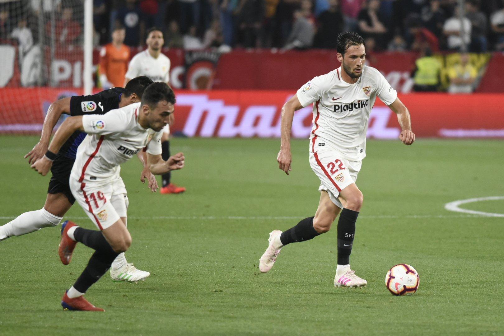 El Sevilla asegura la sexta plaza y ya piensa en la próxima temporada