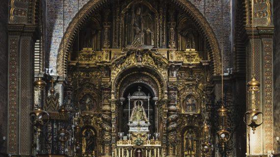 Aprobada la restauración del retablo mayor del Santuario de Consolación en Utrera