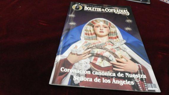 El Consejo de Hermandades dedica uno de sus boletines de mayo a la coronación de la Virgen de los Ángeles de los Negritos