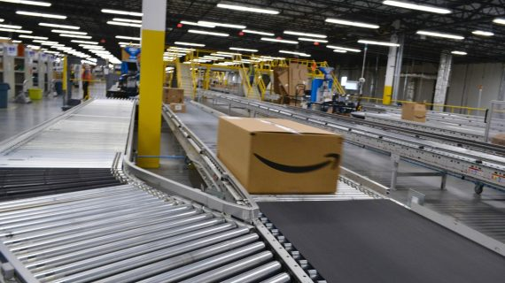 Amazon inicia las obras en Dos Hermanas de su mayor almacén de España
