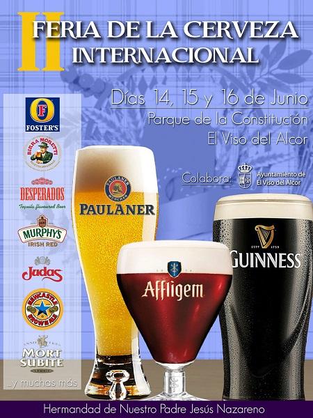 La gran cita de las cervezas internacionales llega a El Viso del Alcor