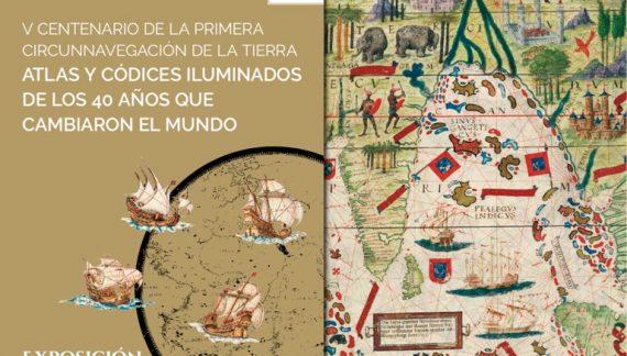 Una exposición conmemora en el Real Alcázar el V Centenario de la Primera Vuelta al Mundo