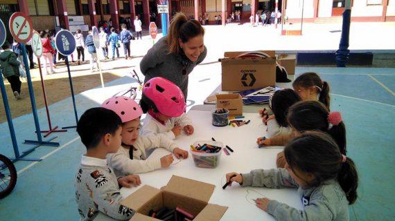 El colegio La Esperanza de Cantillana, premiado por su educación en valores