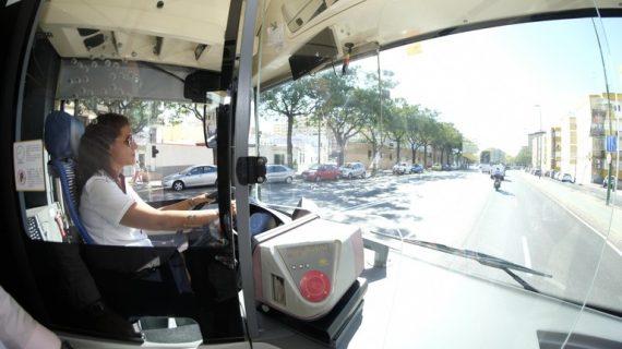 Más autobuses en la jornada del concierto de Alejandro Sanz y las Fuerzas Armadas