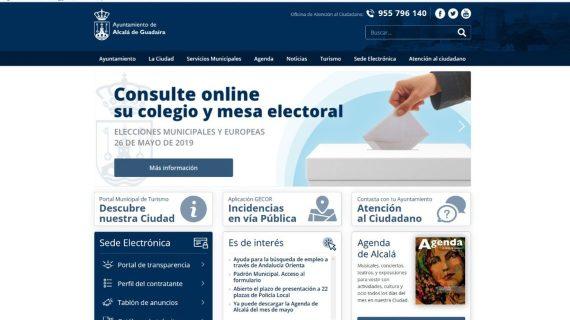 Alcalá da a conocer en qué centro electoral y mesa puede votar cada uno de manera online