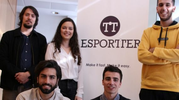 Emprendedores sevillanos crean una app para gestionar clubes deportivos desde el móvil