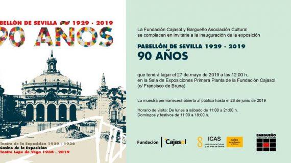 Una exposición conmemora los 90 años del Teatro Lope de Vega