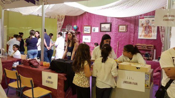 Más de 25.000 personas visitarán la 17ª Feria de la Ciencia en Fibes