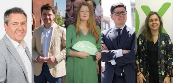 La UPO se convierte en escenario de debate para los candidatos a la alcaldía de Sevilla