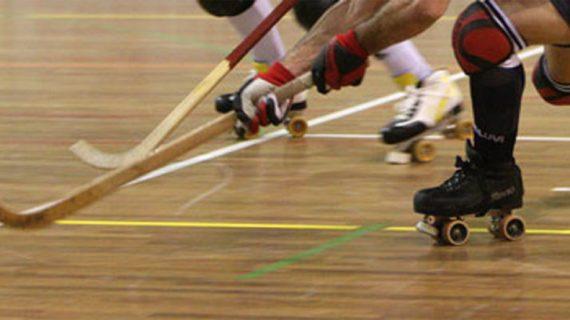 El Distrito Bellavista cuenta con nueva pista de hockey patines