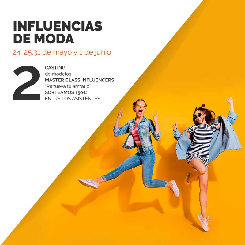 Sevilla acoge dos castings de modelos con una beca de regalo