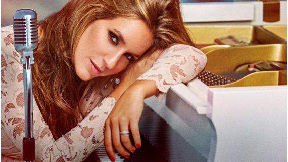 María Toledo presenta su nuevo álbum 'Corazonada' en Sevilla