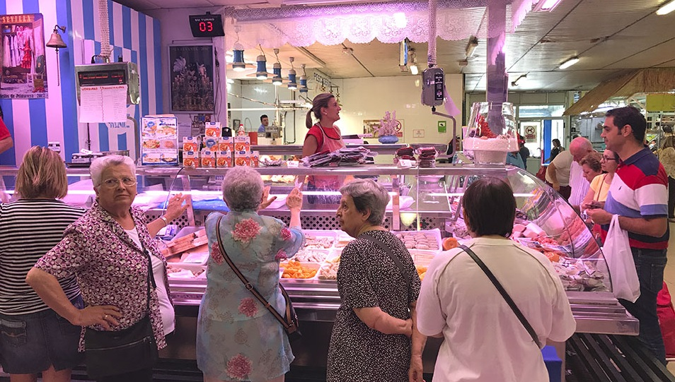 El mercado de Las Palmeritas, más cerca de su reforma integral