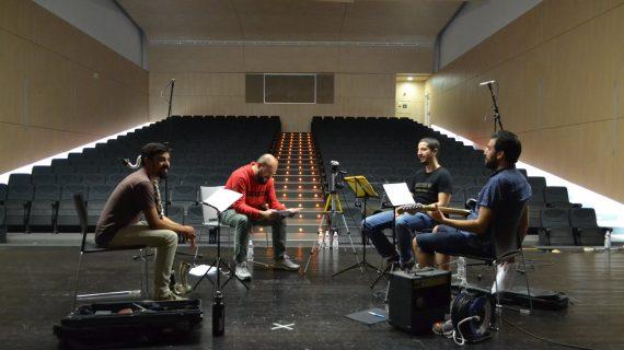 Sevilla acoge el estreno de la ópera de cámara 'The Sins ofthe Cities of the Plain'