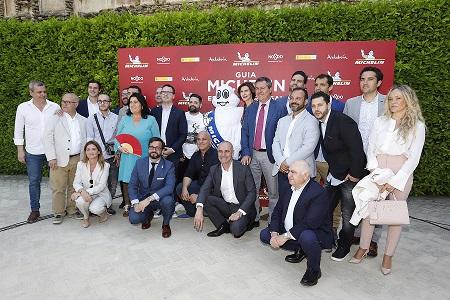 Sevilla acogerá en noviembre la presentación de la Guía Michelin 2020
