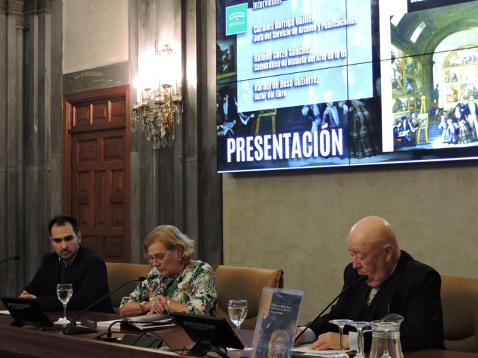 Publican una monografía sobre la creación del Museo de Bellas Artes de Sevilla