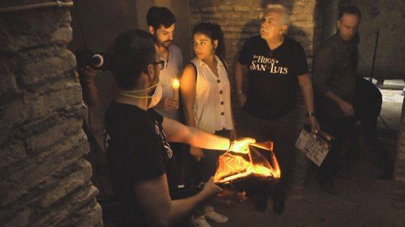 Osuna vuelve a ser escenario de cine en 'Los hijos de San Luis'