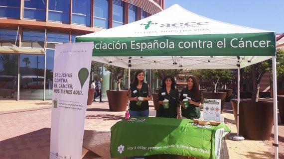 Torre Sevilla celebra un minuto de música en la lucha contra el cáncer