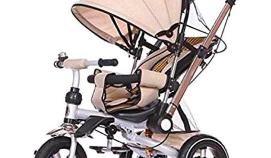 Recuperan un triciclo robado en Paradas gracias a difundir el robo en Facebook
