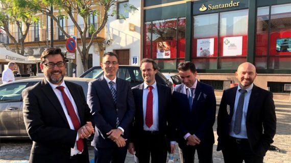 Utrera implanta un sistema de parking inteligente pionero en España