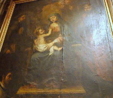 La pintura de la Virgen del Consuelo de la Catedral de Sevilla será restaurada