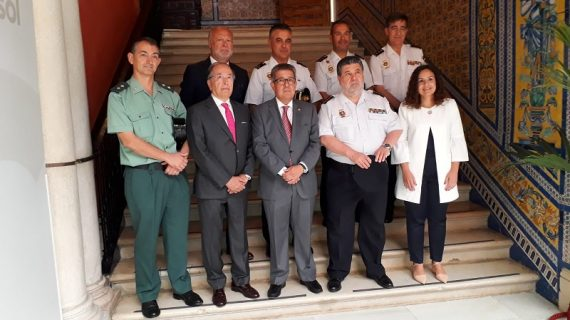 Sevilla cuenta con una plantilla en Seguridad Privada de más de 14.000 profesionales