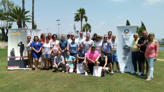 Sevilla vende su imagen de destino de golf a operadores de todo el mundo