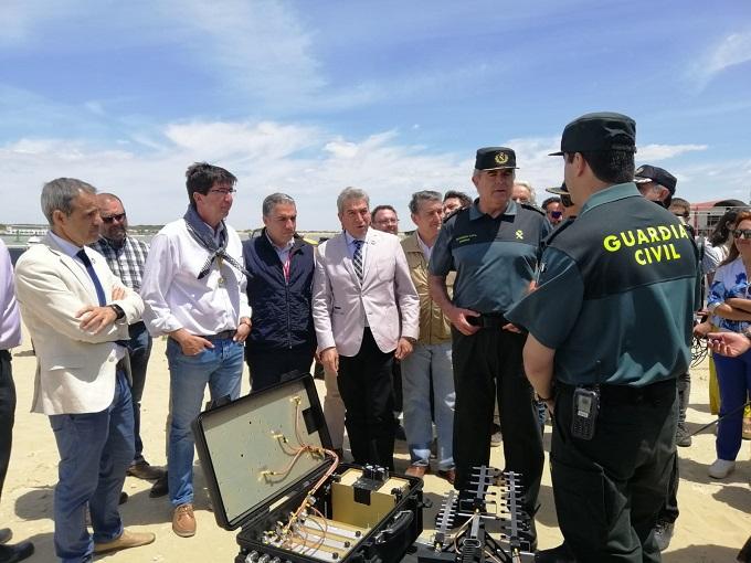 Refuerzan el Plan Rocío Seguro con un Centro de Coordinación Operativa en Bajo de Guía