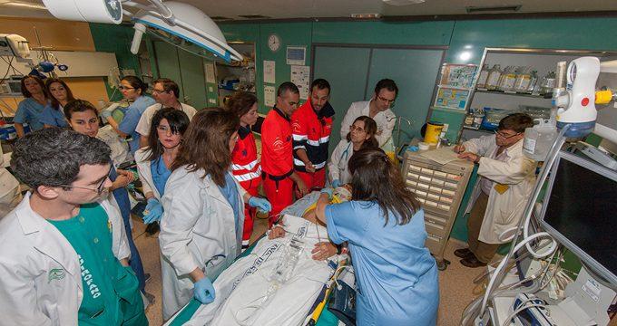 El SAS aumenta su plantilla en Sevilla en más de 800 trabajadores en 2019