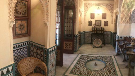 La Alhambra de Paradas, un sueño hecho realidad en el corazón de la provincia de Sevilla