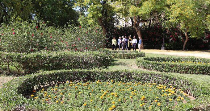 Refuerzan la diversidad de la vegetación en Parque Amate con nuevas plantaciones