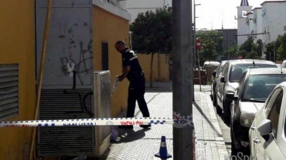 Detenidos en Sevilla cuando manipulaban un cuadro eléctrico
