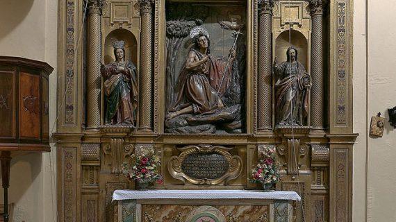 Aprueban trabajos de conservación de varias obras de Martínez Montañés del Convento de San Leandro